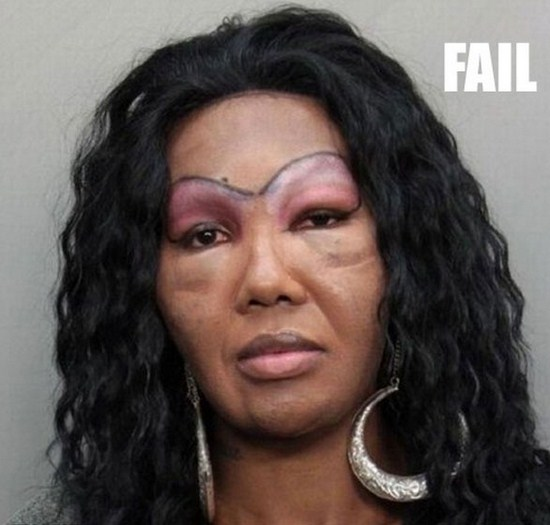 Worst-Makeup-Fails-Of-All-Time-003 - FunCage