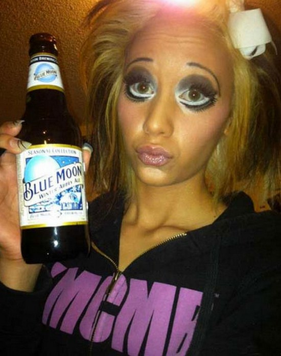 Worst-Makeup-Fails-Of-All-Time-017 - FunCage