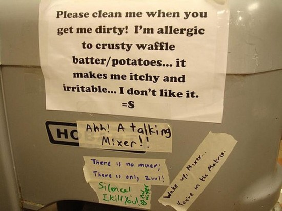 25 Funniest Passive-Aggressive Notes Of This Year - FunCage