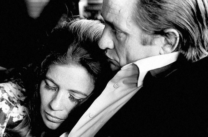 June carter and johnny cash kids the for Pictures of johnny cash and june carter