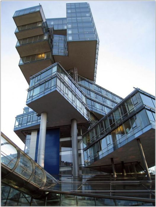 Nord Lb Building in Hannover, Germany