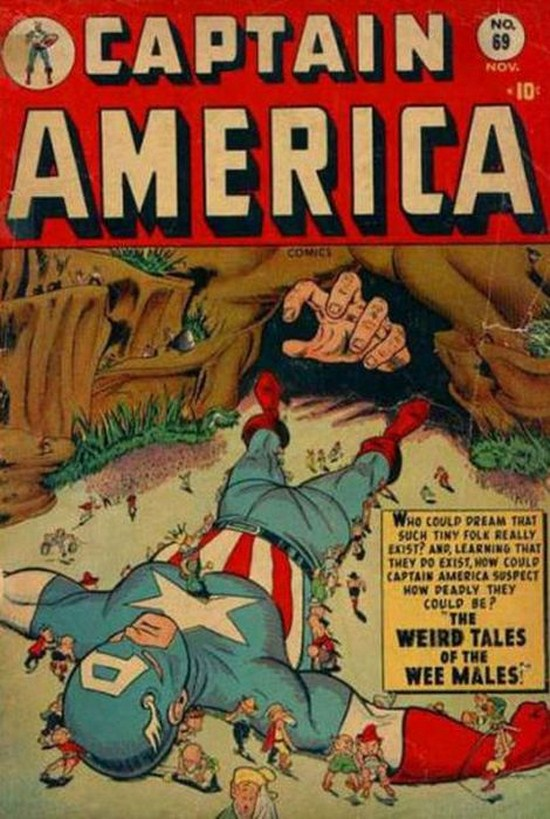 Vintage Comic Book Cover : Old comic book covers funcage