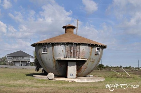 The Kettle House in Texas, USA