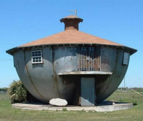The Kettle House in Texas, USA1