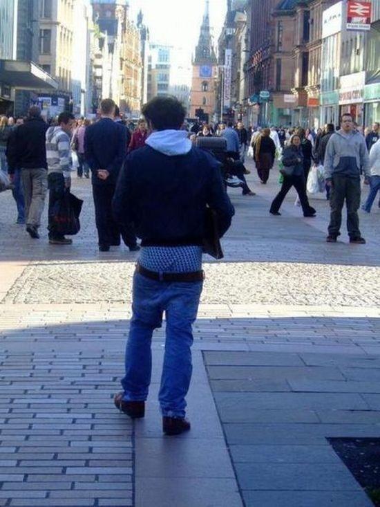The Sagging Pants Quot Fashion Quot 23 Photos Funcage