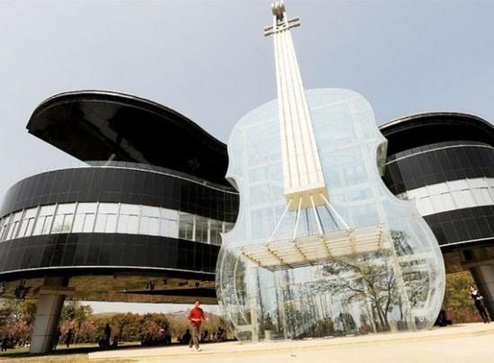 Urban Planning Exhibition Hall in Huainan City, China1