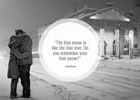 25 Nice Quotes About Winter And Snow 002