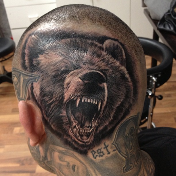 The Incredible Tattoo Art Of Brian Gonzales 012 Funcage