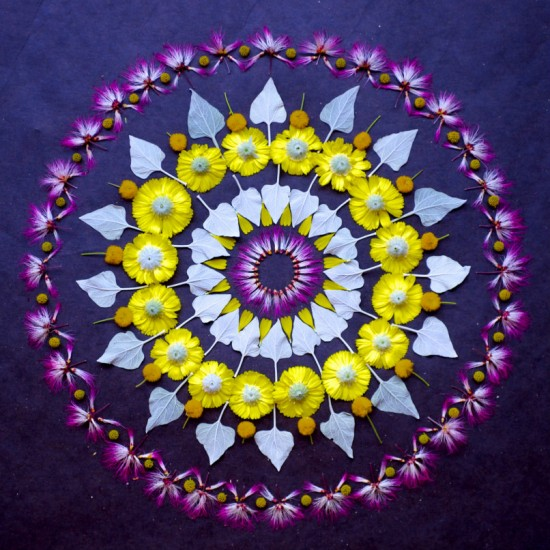 Flower Mandalas by Kathy Klein 006
