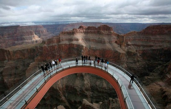 Grand Canyon Skywalk 001