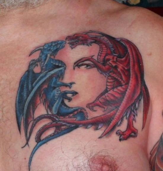 Optical Illusion Tattoos 015