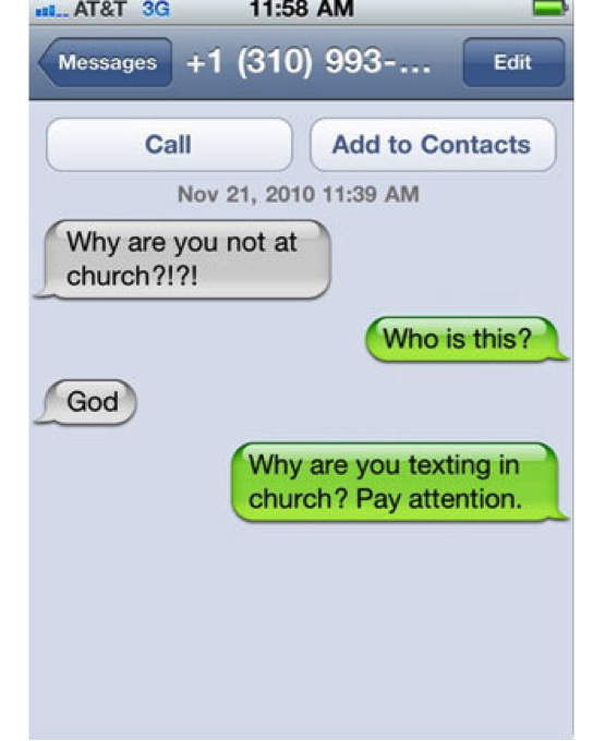 The 17 Most Ridiculous Texting Fails