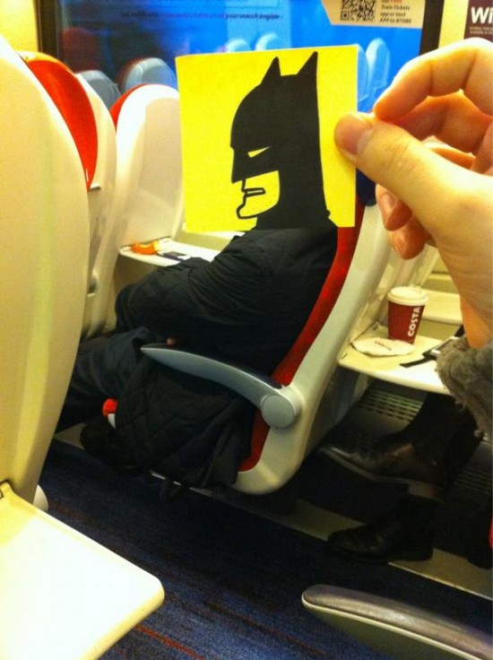 This Guy Has a Funny Solution For Avoiding Boredom On His Commute 009