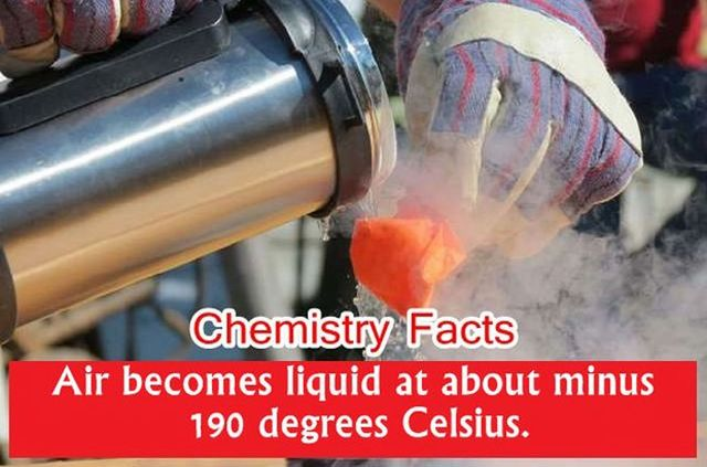 28 Interesting Chemistry Facts - FunCage
