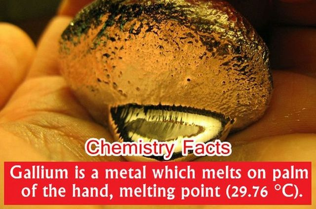 28 Interesting Chemistry Facts Funcage