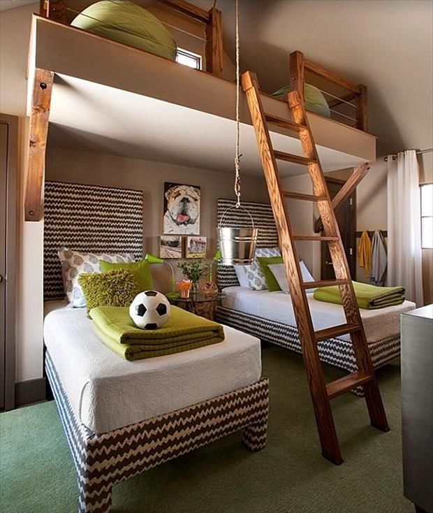 30 Beautiful Bedroom Of Kids 001