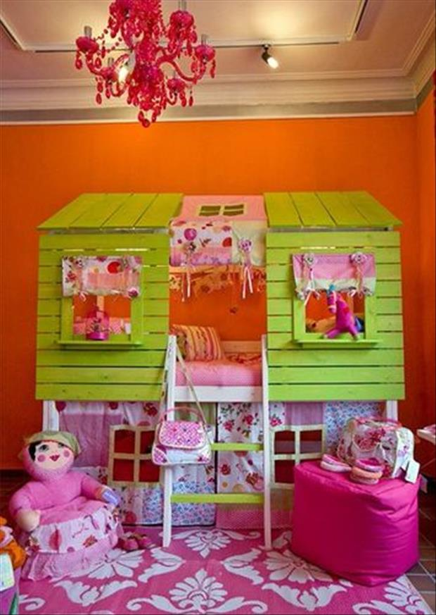 beautiful bedrooms for kids. 30 Beautiful bedroom of Kids 003 Bedrooms For  FunCage