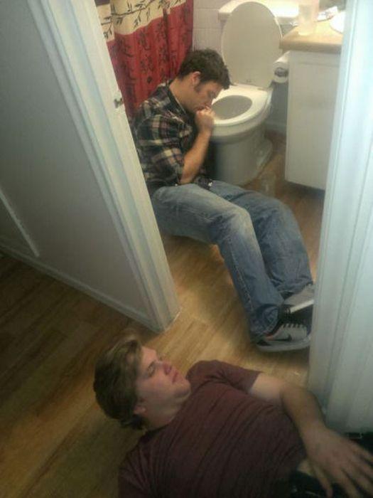 Crazy Drunk People 004