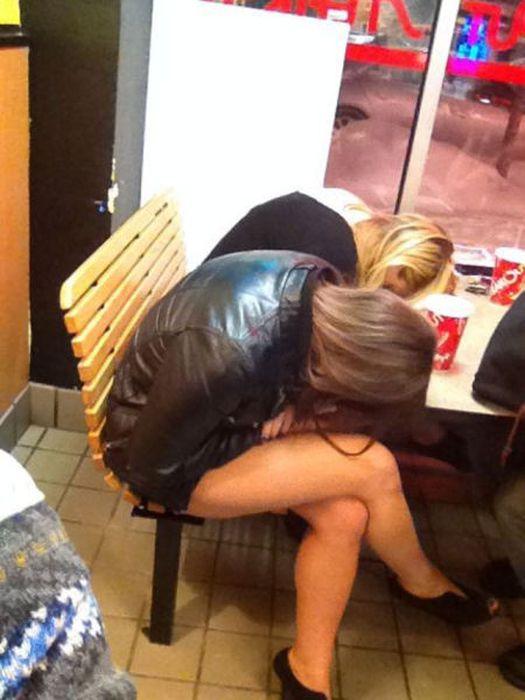 Crazy Drunk People 006
