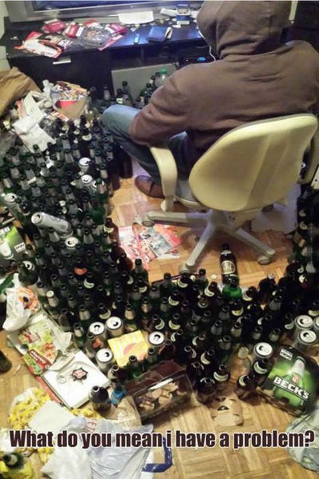 Crazy Drunk People 015