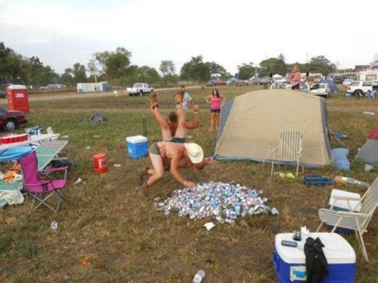 Crazy Drunk People 020