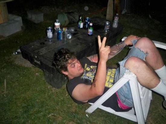 Crazy Drunk People 034