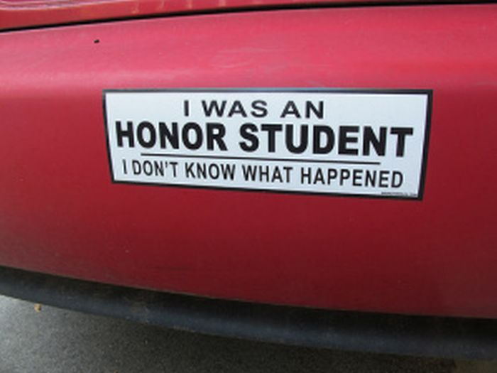 Funny Bumper Sticker Pictures Funny Bumper Stickers 018