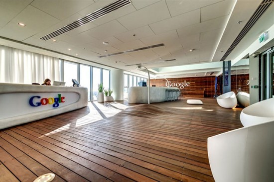 Google Sure Knows How To Design An Office 001