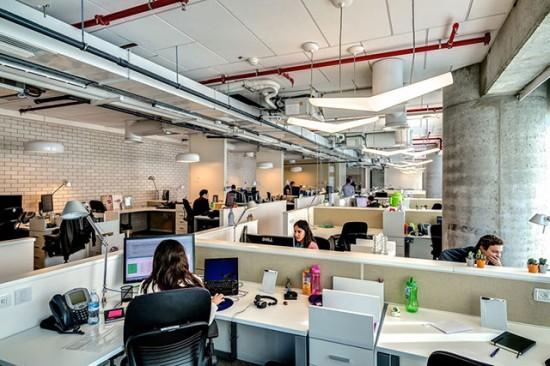 design an office