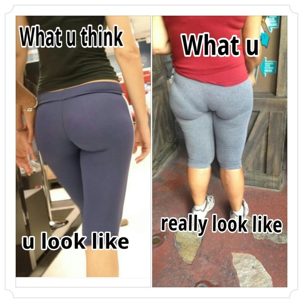 heres how not to wear yoga pants 9 photos funcage