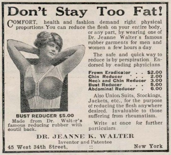 18 Beauty Ads From The Past That Would Be Considered Quite