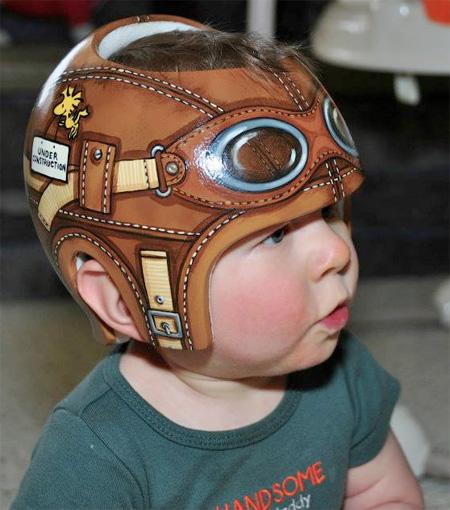 Creative Baby Helmets 001