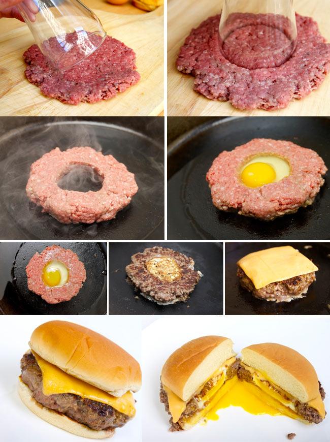 Как делать бургеры в домашних условиях фото