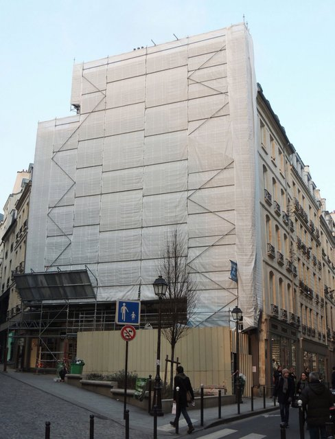 Vertical Garden – By Patrick Blanc in Madrid, Spain 003