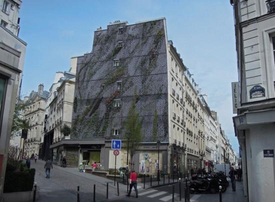 Vertical Garden – By Patrick Blanc in Madrid, Spain 004