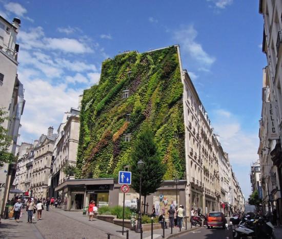 Vertical Garden – By Patrick Blanc in Madrid, Spain 008