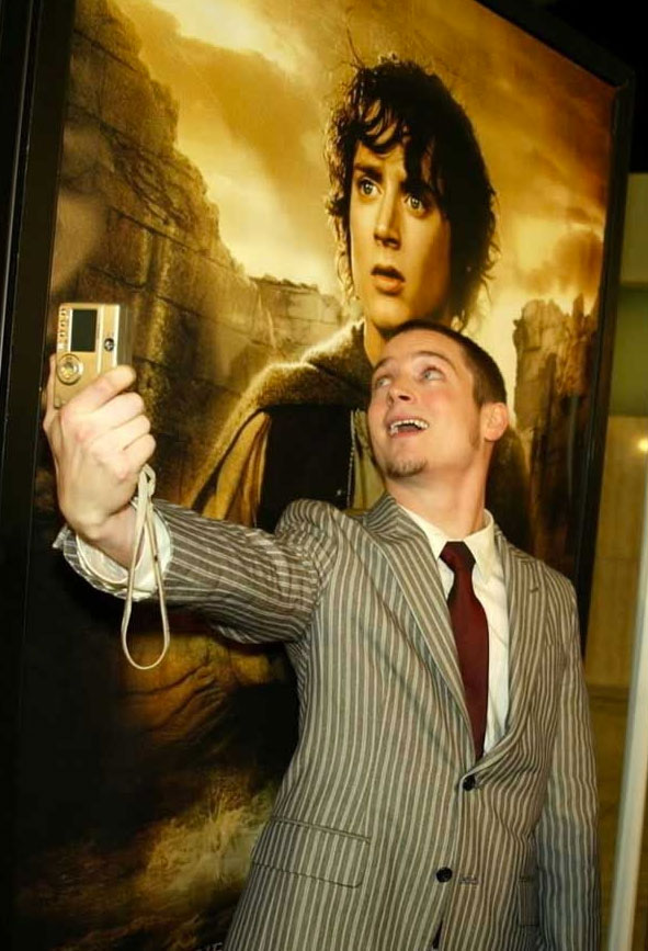 20 Funniest Celebrity Selfies Of All Time 001