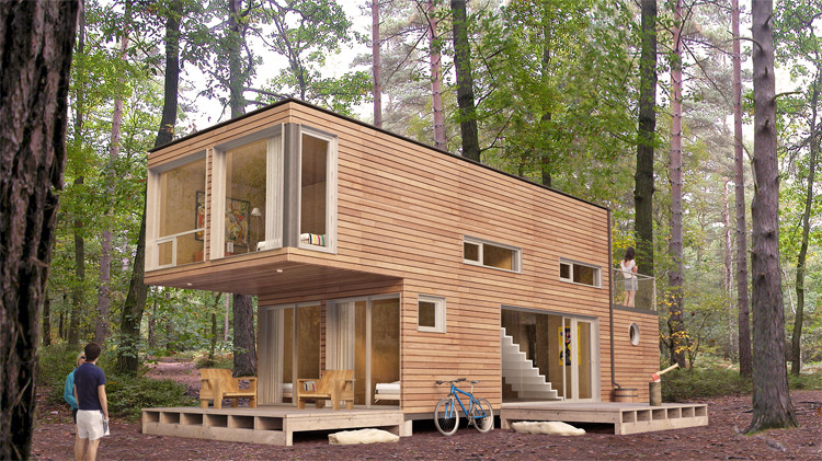 Awesome homes made from shipping containers 28 photos funcage - Awesome shipping container homes ...