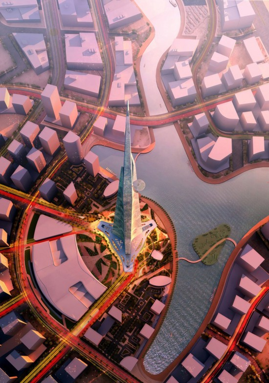 Kingdom Tower Will Be The World's Tallest Building 001