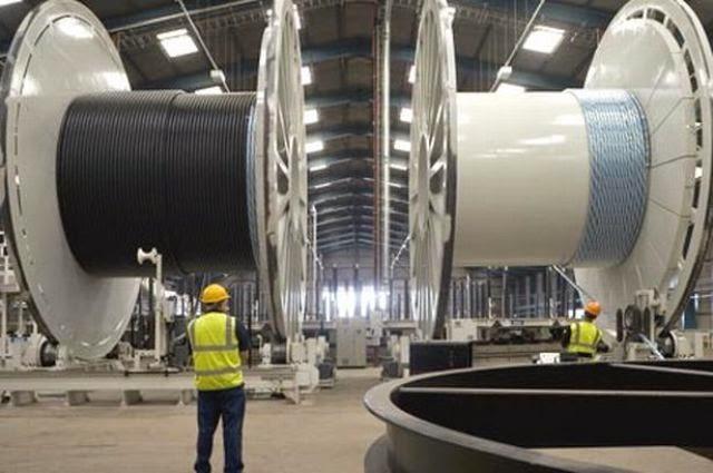 Massive 2 Billion Subsea Power Cable 7 Photos Funcage