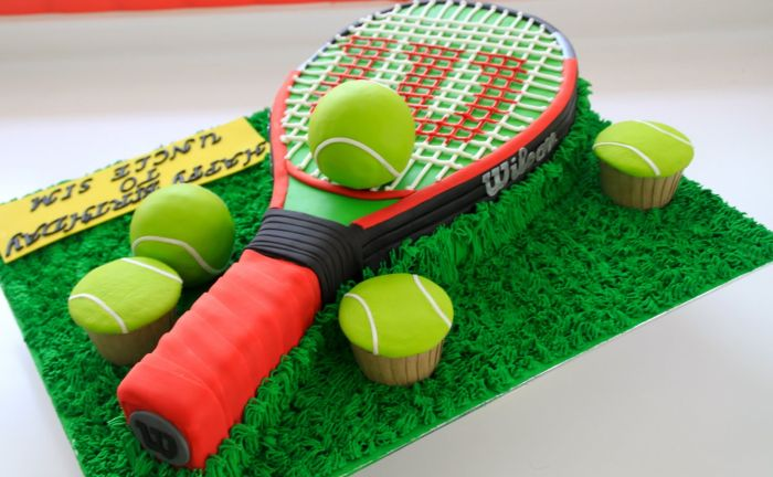 The Coolest Sports Themed Cakes 001
