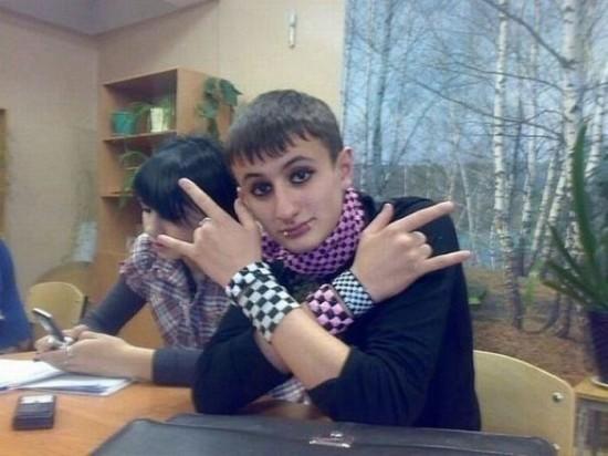 The Weirdest Russians On Social Media 012