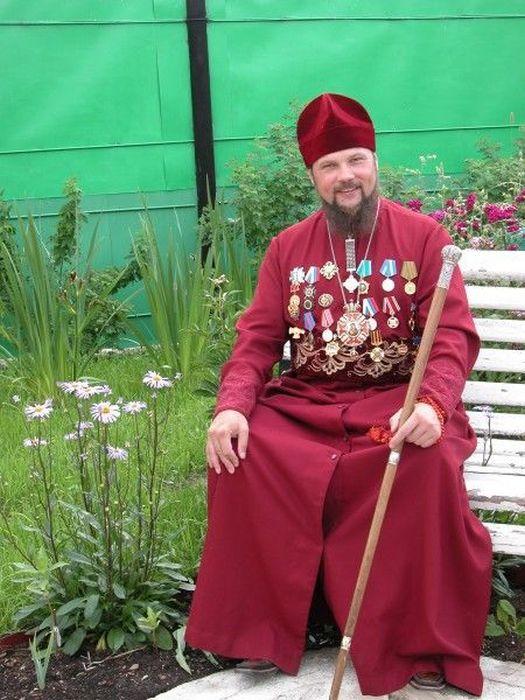 The Weirdest Russians On Social Media 030