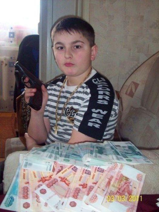 The Weirdest Russians On Social Media 032