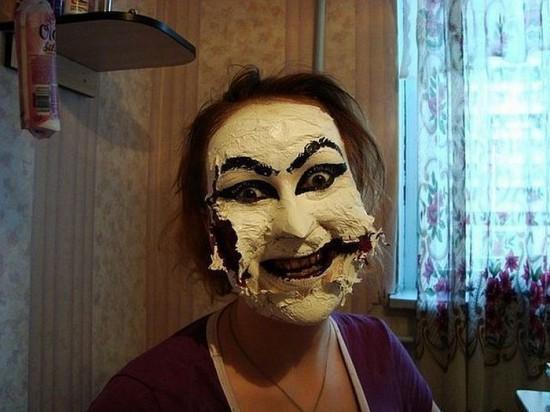 The Weirdest Russians On Social Media 033