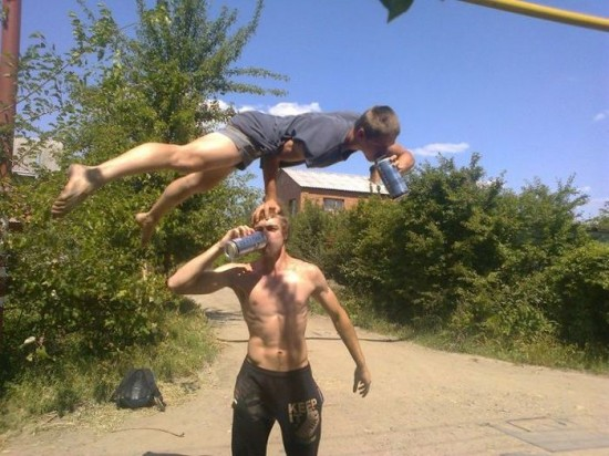 The Weirdest Russians On Social Media 035