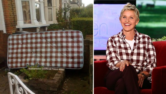 Celebrities Who Look Like Mattresses 007