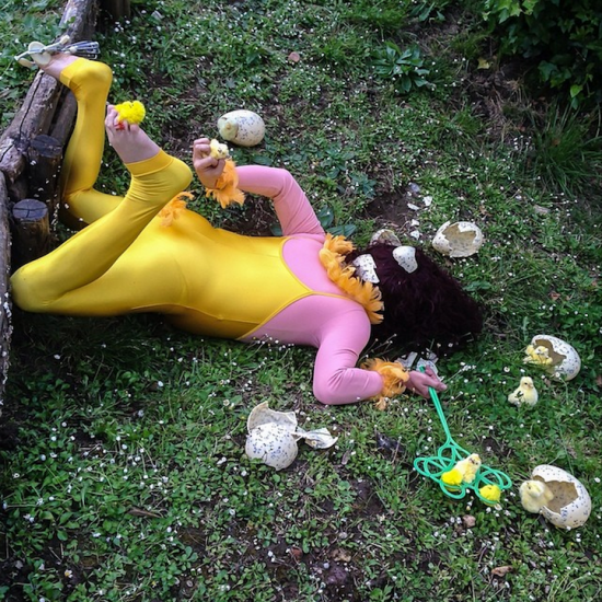 Hilariously Contrived Accidents of People Consumed by Material Goods 003
