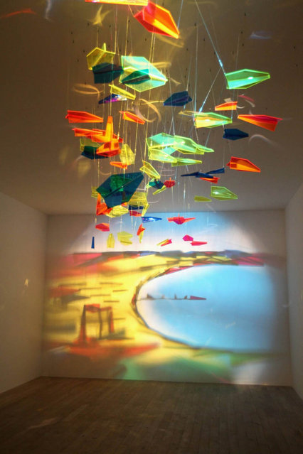 Light and Shadow Paintings by Rashad Alakbarov 001