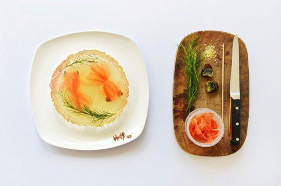 Painting with Food by Red Hong Yi 004